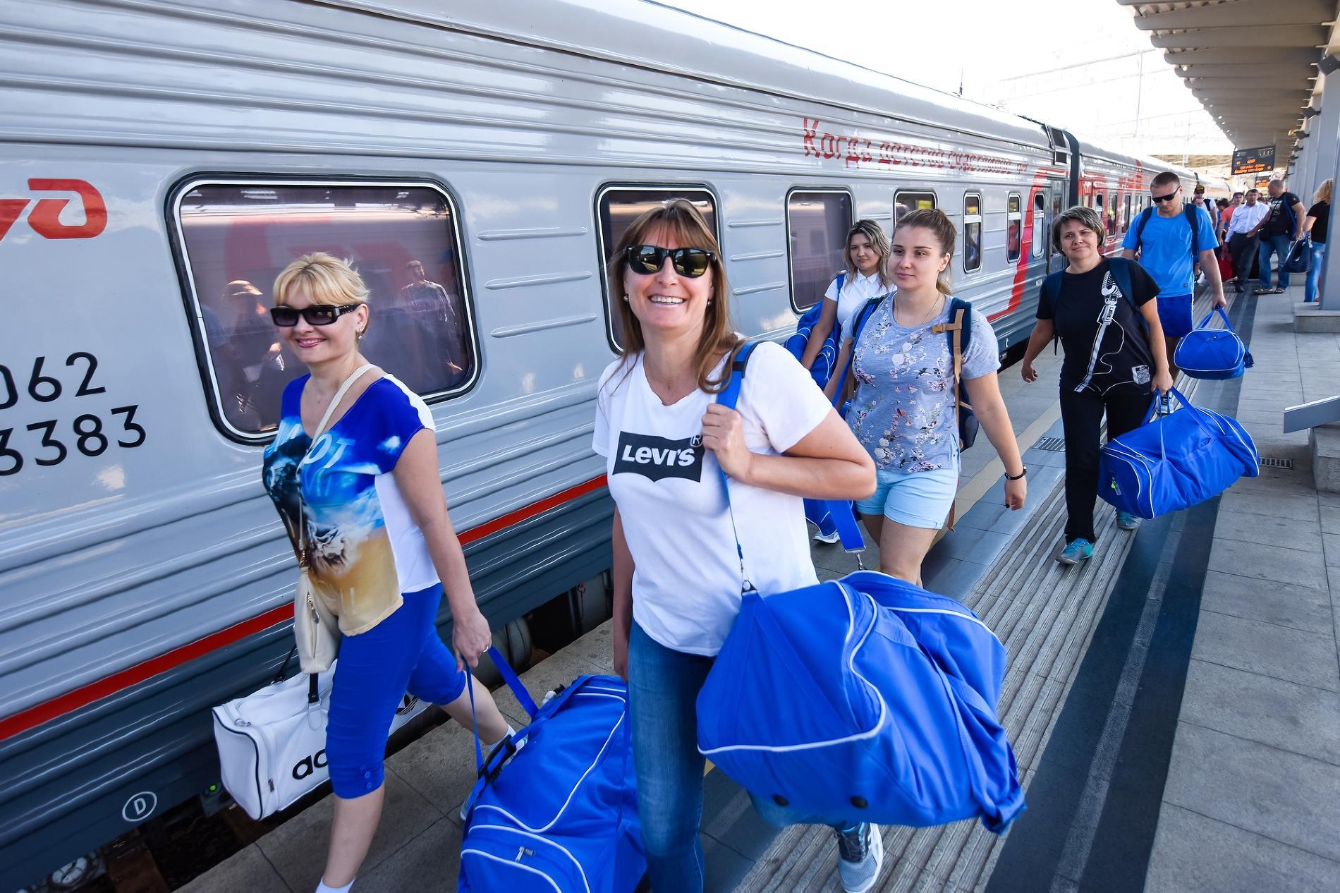 Встреча участников Спартакиады в Сочи ©Юга.ру