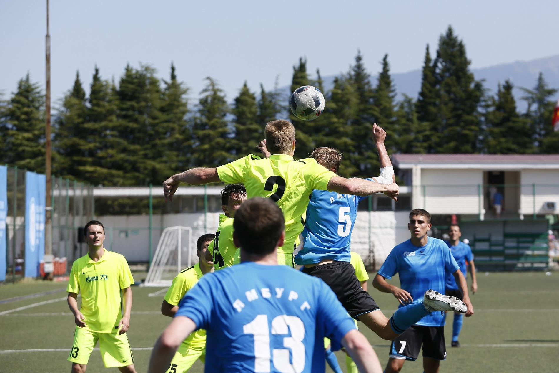 Футбол на СК «Юность»